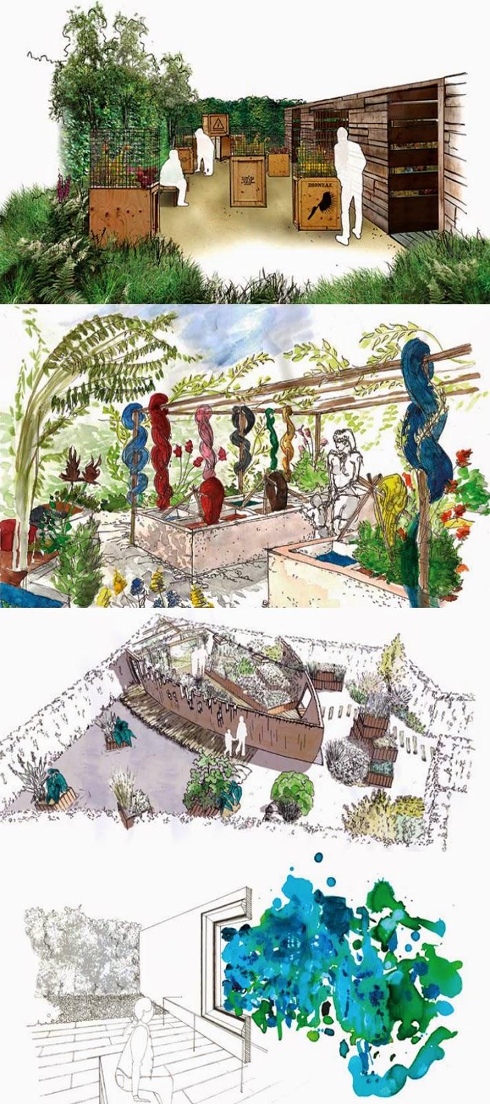 1000 lieux festival des jardins de chaumont sur loire preview. Black Bedroom Furniture Sets. Home Design Ideas