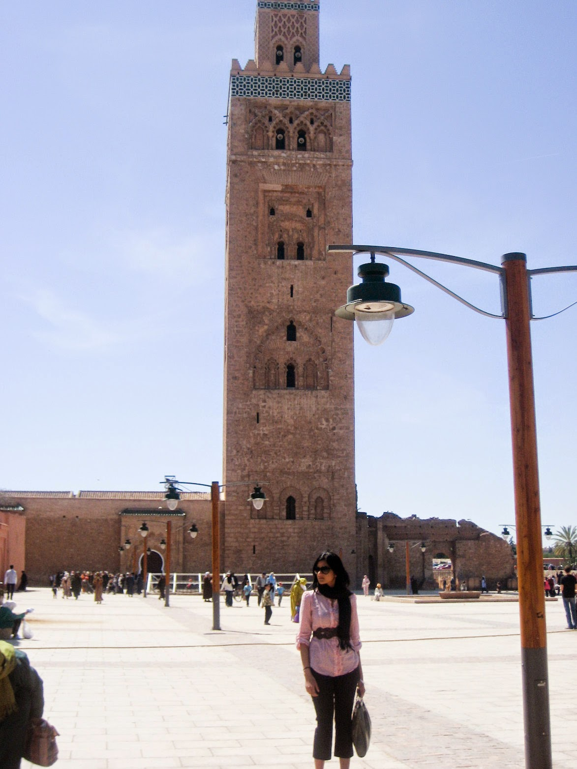 Top Marrakech tourist attractions: Koutoubia Mosque