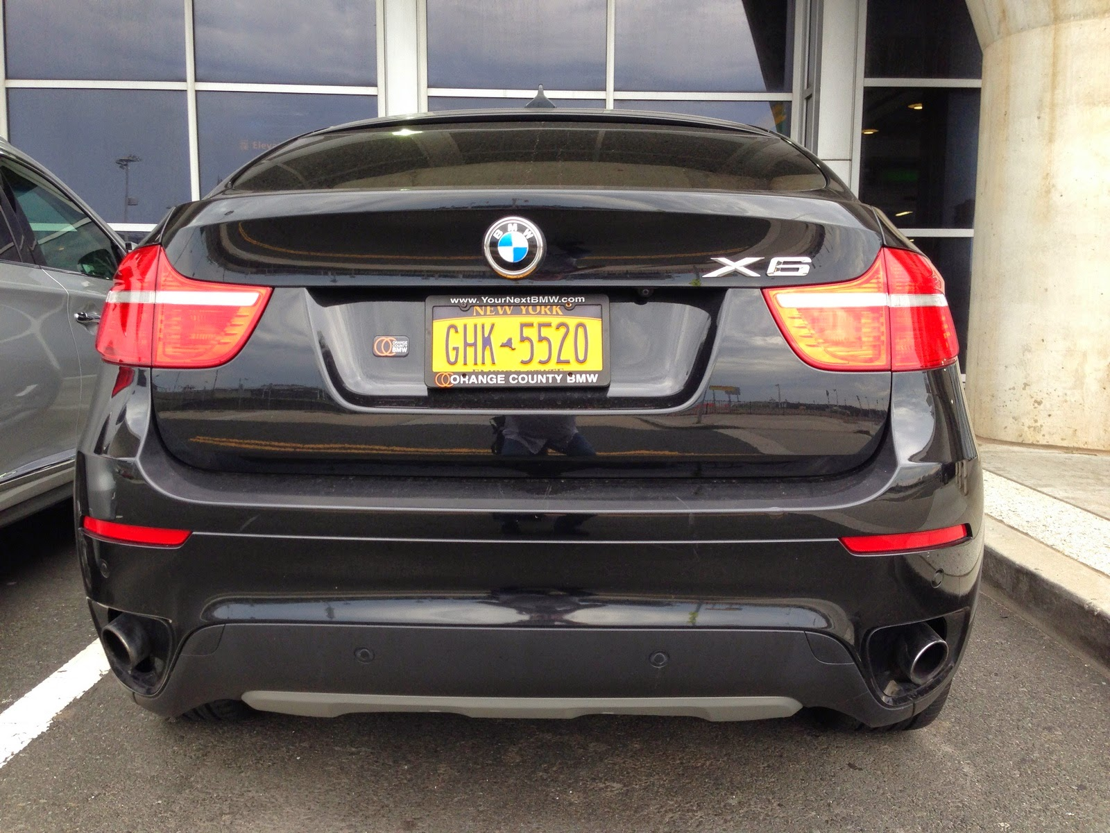 Vehicle Registration Plates Of Bmw X6 Amp Mercedes Ml