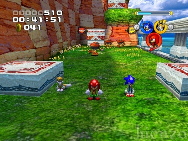 sonic heroes download full game