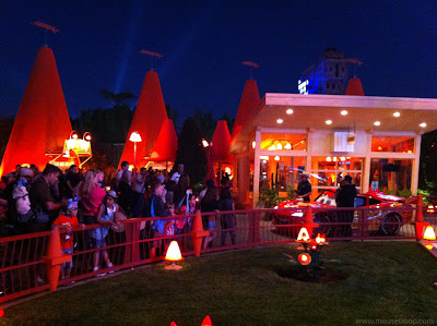 Cozy Cone Motel Cars Land Carsland Disney Lightning McQueen