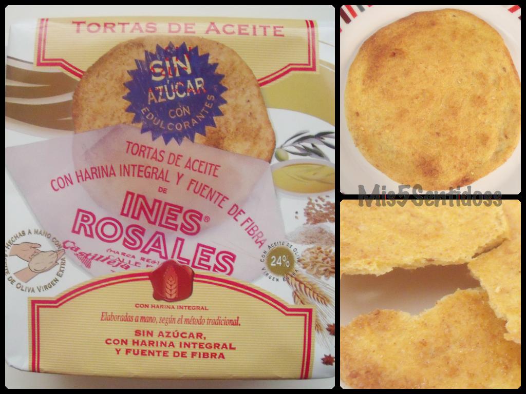 Degustabox marzo 2014 Inés Rosales tortas de aceite