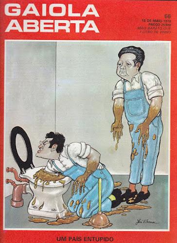 José Vilhena, o sátiro cartoonista da Gaiola Aberta, faleceu
