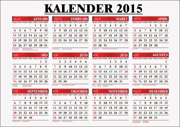 Kalender 2015 gallery card design and card template for Kalender design