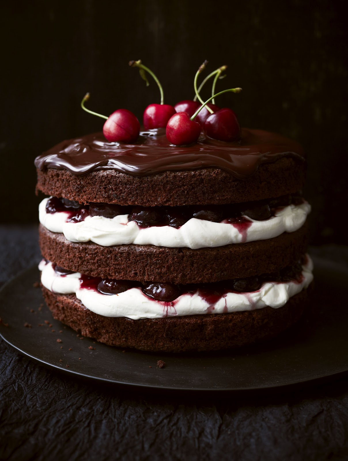 appledrane: Black Forest Gateau