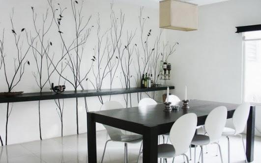 comment décorer votre salle à manger   meubles