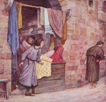 Riwayat Hidup Fransiskus Asisi dalam Gambar ~ Ad Maiorem Dei Gloriam