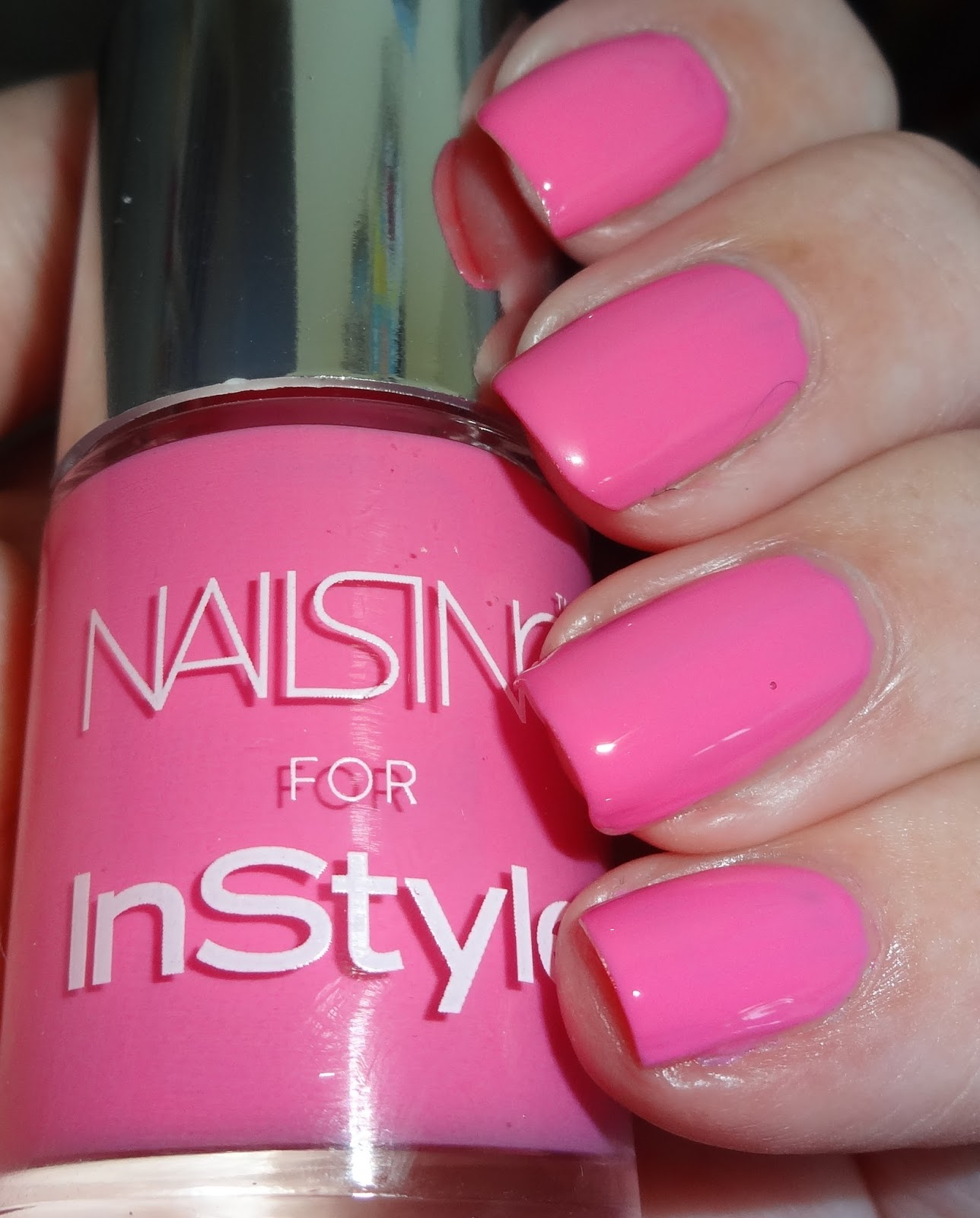Wendy\'s Delights: FREE Nails Inc with InStyle Magazine July 2015 Issue