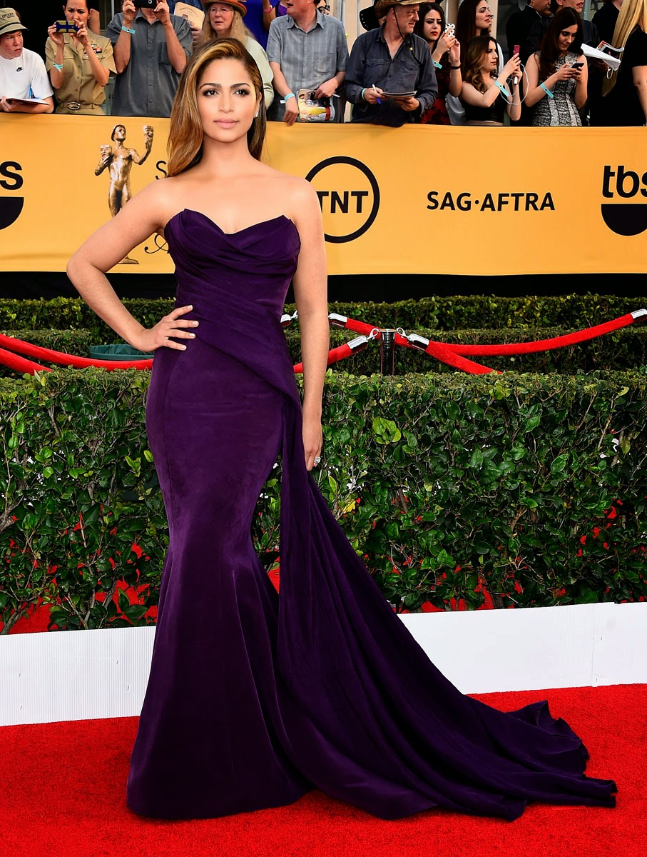2015 SAG Awards Best Red Carpet Dresses
