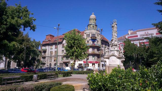 Plaza de la libertad, Timisoara