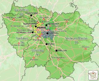 Carte De France  Villes A Trouver