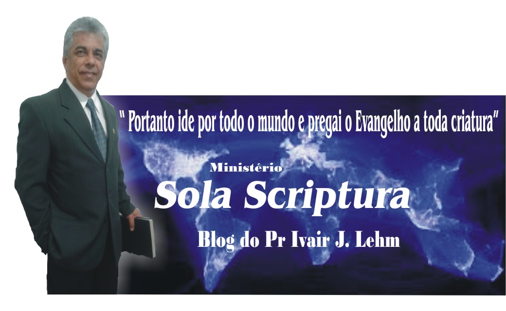 :Blog do Pr Ivair J. Lehm: