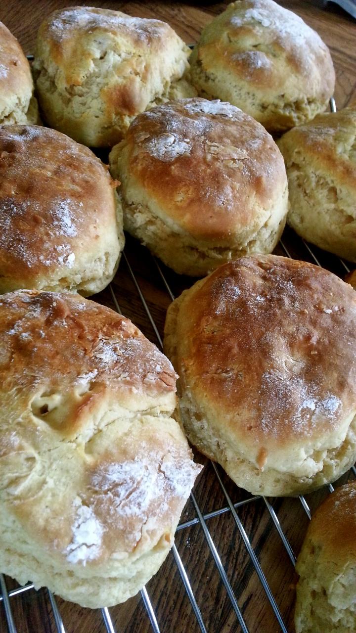 how to make orange scones like panera