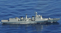 Type 053H3 Jiangwei Class Frigate