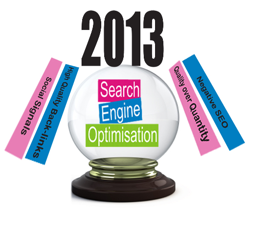 SEO 2013 Predictions