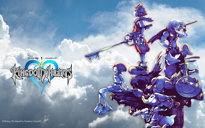 2. Kingdom Hearts