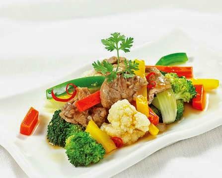 Bí quyết làm món Thịt bò xào thập cẩm ngon