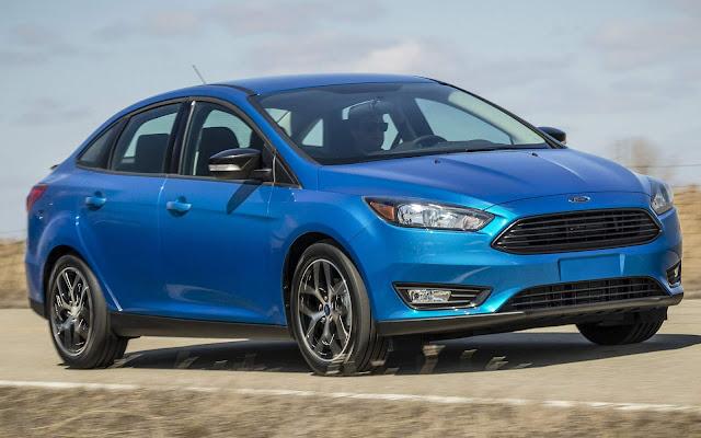 novo Focus Sedan 2016