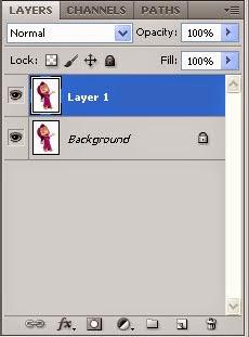 Cara Mengganti Background Menggunakan Tool Magic Wand Tool Photoshop