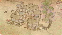 Gnomi da giardino nella Mappa