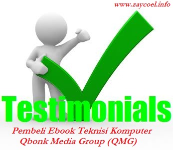 Testimonial Pembeli Ebook Teknisi Komputer Persembahan QMG