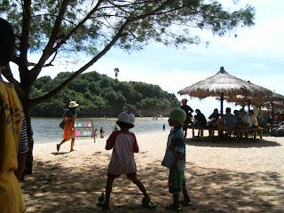 Liburan Ke Pantai Baron | Drini Beach Yogyakarta