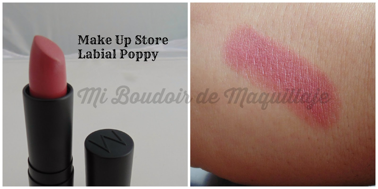 Poppy labial makeup store