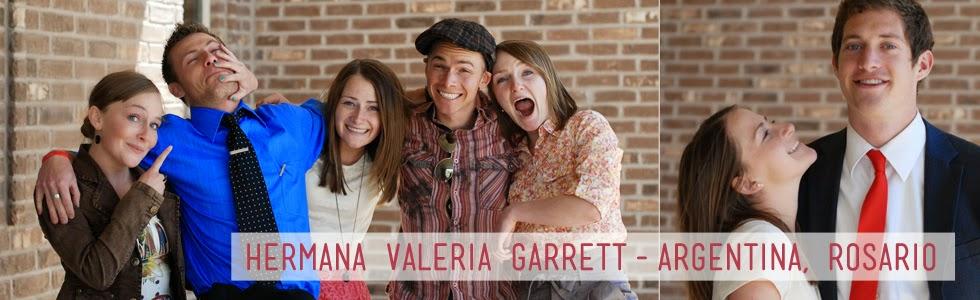 Hermana Valerie Garrett