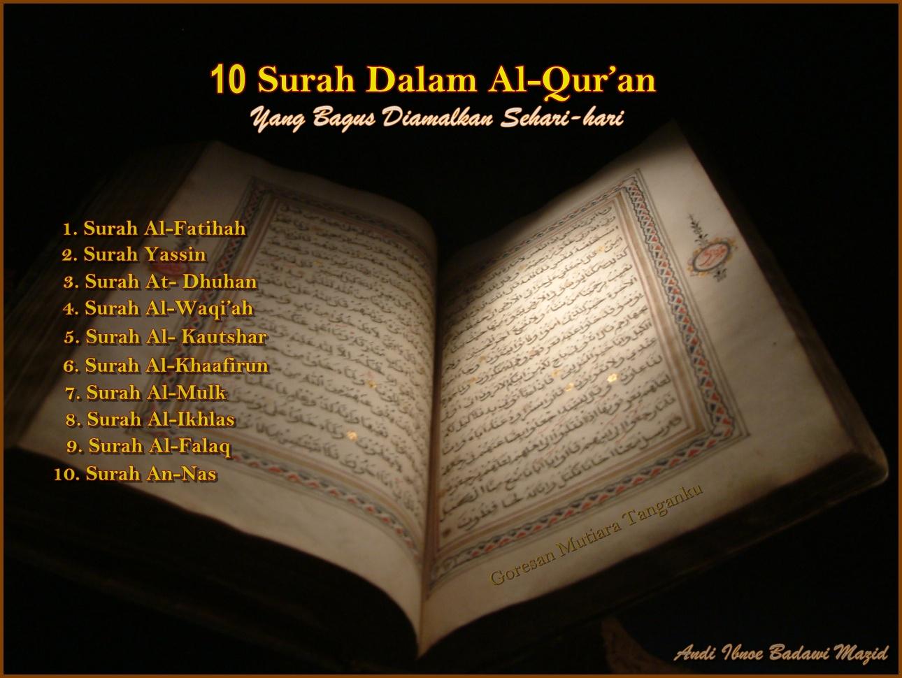 38 Kata Mutiara Al Quran 1000mutiarakata