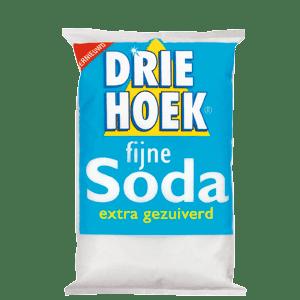 soda afwasmachine reinigen