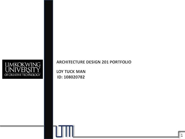 Architecture Portfolio Examples