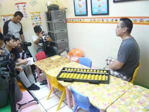 Team KOMPAS TV @ Sempoa Sip GUNUNG SAHARI