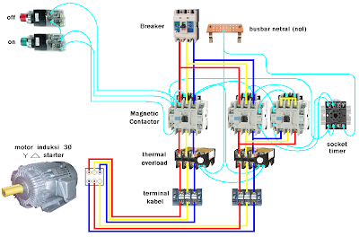 wiring+DOL+starter+motor+star+delta Wiring Diagram Timer Listrik on hks turbo, digi set delay, swimming pool pump, for t30604r intermatic, for double switch, for 230 volt pump, for eh40, woods electric wall switch, intermatic et1125c, swimming pool,