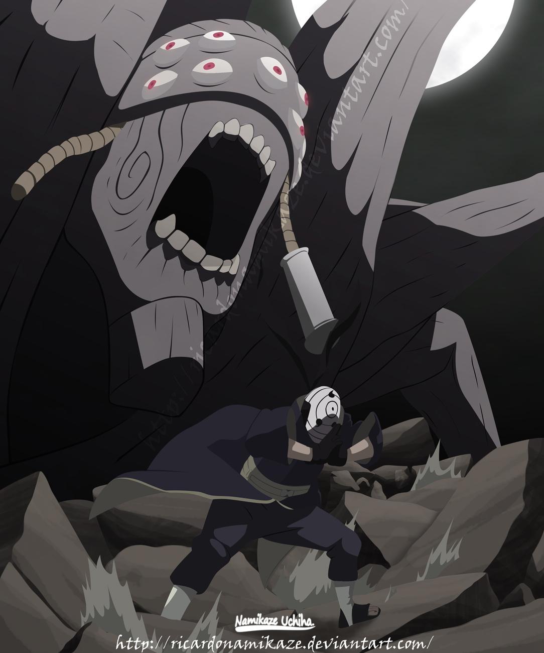 Naruto - Chapter 594 - Pic 23