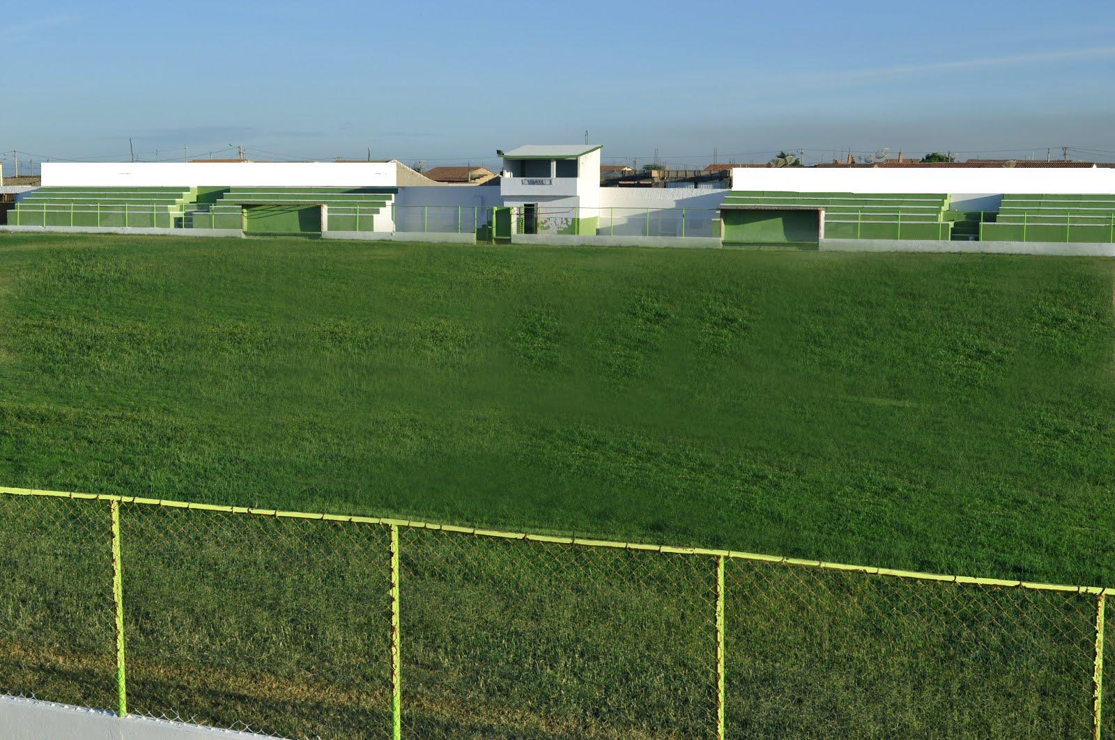 """Estádio Joel L. de Souza - """"O Chicão"""""""