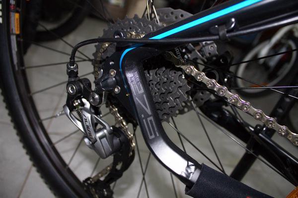"""Sepeda Thrill Ravage 4.0 AE 27,5"""" Rp.4.650.000.- - DBS Bicycle"""