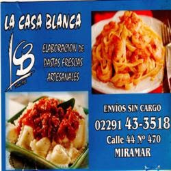 LA CASA BLANCA-PASTAS