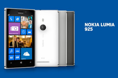 NOKIA Lumia 925 FULL SPECIFICATIONS