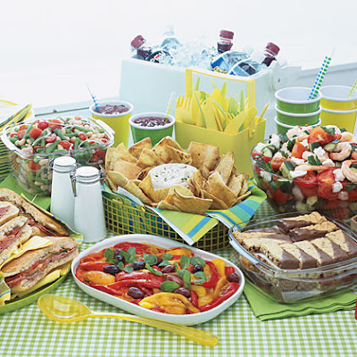 Sheek Shindigs Party Ideas End Of Summer Celebrations