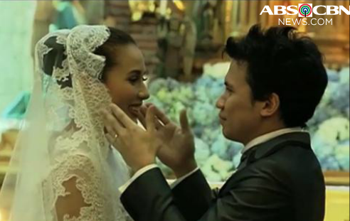 Karylle and Yael Yuzon are Now Married.