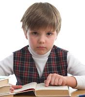 Buscando Los Primeros Signos de la Dislexia Imagen