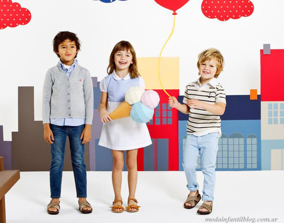 moda infantil verano 2014 paula cahen d'anvers