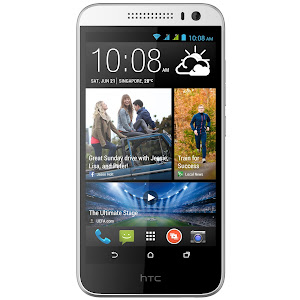 HTC Desire 616 front