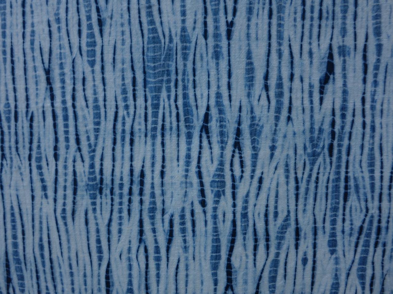 Japanese Textile Workshops Pleated Shibori
