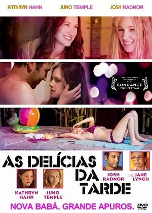 As Delícias da Tarde Filmes Torrent Download capa