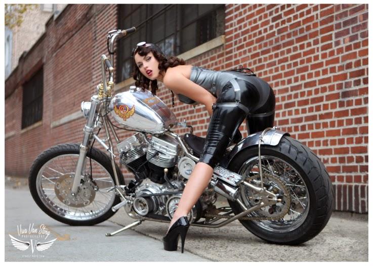 harley davidson biker babes