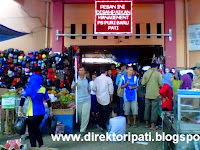 Pasar Puri, One Stop Shopping di Pati