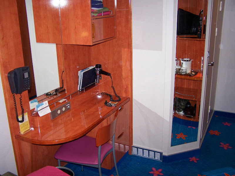 Cruise Ship Cabin Interior title=