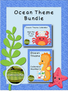 https://www.teacherspayteachers.com/Product/Ocean-Theme-Decor-Bundle-1945628