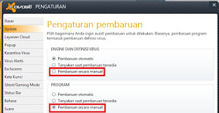 Register Avast Free Menjadi Pro 2050 win XP